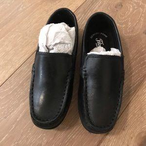 Mint leather dress shoes like new